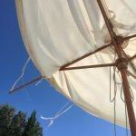 État des Parasols en pleine saison