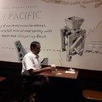 Some Coffee History - in Starbucks @ Vegas