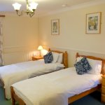 One of our twin bedded rooms.