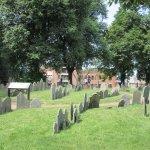Copp's Hill Burying Ground Photo