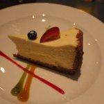 ....cheesecake