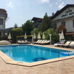 Another glorious day at Fatih Apart Hotel