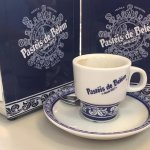 Pasteis de Belem, coffee time