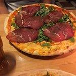 Pizza Bartolomeo und Pizza Thaddeus