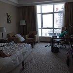 Rooms are quite spacious