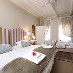 Lavender Cottage Room