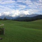 Der Weg von / nach Klais Kaltenbrunn