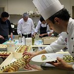 Cooking for the Italian Ambassador in London