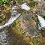 La cascada at Salto del Caburni, August 2017