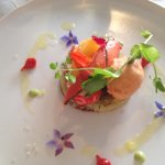 Tartelette à l'homard