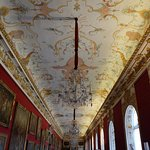 2nd floor paintings and ceiling decorations