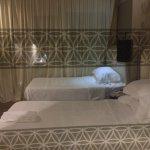 Studio Suite twin beds