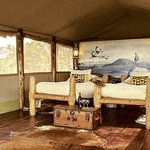 Longido twin tented cottage