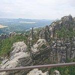 Photo of Elbe Sandstone Mountains