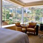 Room facing the mountain range