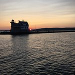 Morning In Maine Boat Tour Foto