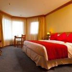 Habitación Matrimonial, Hotel Loberías del Sur