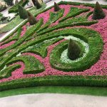 Baroque Garden in Prague