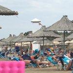 Strand .. sehr schön .. ab Mittag immer eine steife Brise 😍