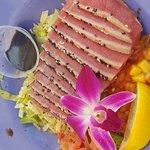 Ahi tuna is awesome!