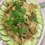 Chinese Food Yummy Hamjaikon haka Food Noodle ifumie special in Tristar Resto Chicken steam heal