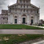 The Duomo in Pisa Italy.