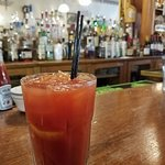 They made me a bloody mary at breakfast