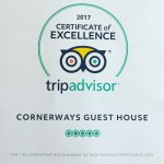 2017: Our 5th Certificate of Excellence in a row