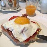 Frühstück war richtig klasse ****