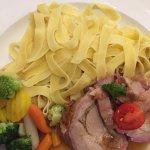 piatto ticinese, tagliatelle cottura giusta, carne cotta