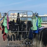 Surfing equipment for hire