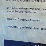 Ultra micro swimming pool ! :((((