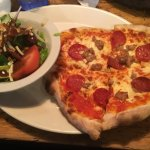 Pizza & Salad!