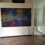 La Galería que tiene unas pinturas fantásticas!