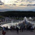 Versailles gardens - Fountain Show