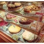 Hausgebackene Kuchen...
