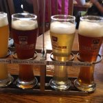 assaggio di birre alla spina