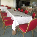 Seme Beach offer possibilities of lunch and diner for groups or individuals
