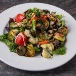 Wood Fired Vegetable Salad