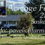Pavelich Farm BnB - Acreage for Sale