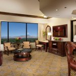 Peppermill Tower Luxury Seating Area