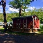 Foto de Jim Thorpe Camping Resort