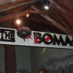 The Boma - Dum and Dance place