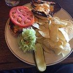 assiette de rosbif
