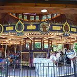 Carousel -- costs $1.00 to ride