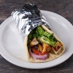 Mediterranean Chicken Shawarma
