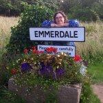 Emmerdale Village Tour Photo