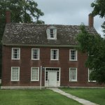 Our lodging at Shaker Village.