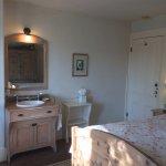 Squibb House Village Room en suite sink
