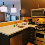 Our Full kitchen Two Bedroom Suite